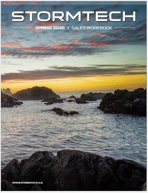 stormtech catalog cover