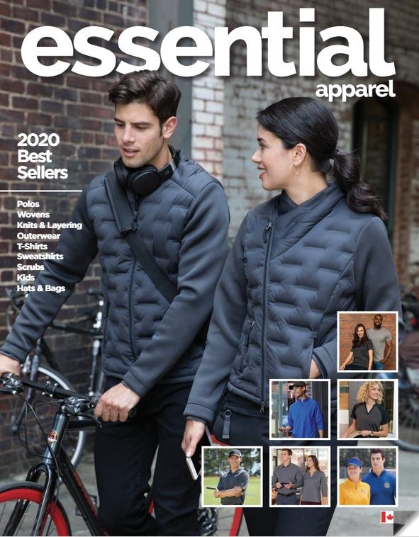 essential catalog cover